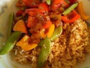 Easy Sweet and Sour Sauce