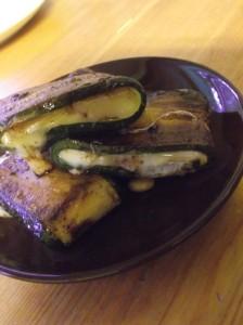 Zucchini Parcels