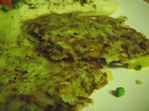 Savory Potato Pancakes