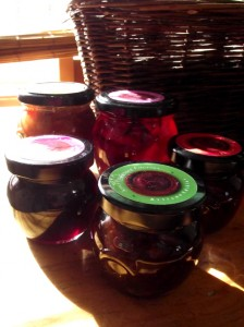 Artisan Edibles- Jams and Jellies and Antipasto