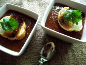 Easy Gazpacho Soup