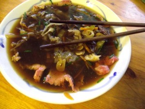 Asian Beef Soup or Faux Pho