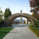 Mission Hill entrance arches