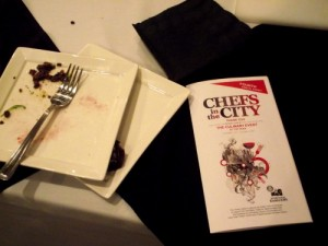 Kamloops Chefs in the City Event