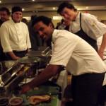 Chef magic!